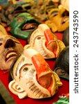 bhutan  thimpu   november  2014 ... | Shutterstock . vector #243743590