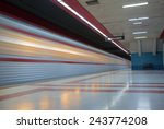 modern high speed metro | Shutterstock . vector #243774208