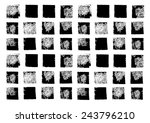 ornament  background stamps ... | Shutterstock . vector #243796210