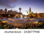 San Diego's Balboa Park At...