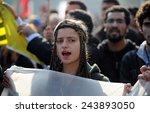 istanbul  turkey  november 25 ... | Shutterstock . vector #243893050