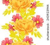 abstract elegance seamless... | Shutterstock .eps vector #243923944