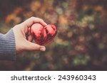 Heart Hand Love Romantic...
