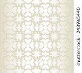 geometrical seamless pattern | Shutterstock .eps vector #243965440