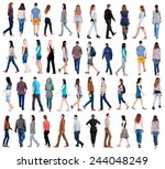 "collection "" back view of... 
