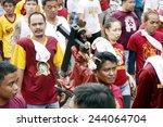 Manila   Jan. 9  Devotees...
