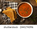 Homemade Grilled Cheese With...