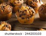 Homemade Chocolate Chip Muffin...
