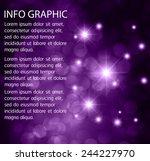 Dark Purple Defocused Light ...