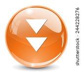 media player button | Shutterstock .eps vector #244228276