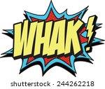 whak   Shutterstock .eps vector #244262218