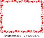 valentines day background . red ...