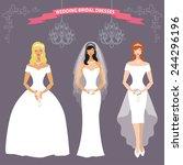 Lovely  Bride Female  In...