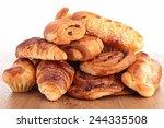 pastries   Shutterstock . vector #244335508