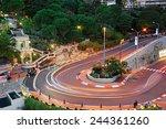 monte carlo  monaco   october... | Shutterstock . vector #244361260