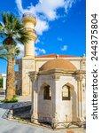 Ierapetra Town  Crete Island ...