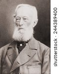 Small photo of Alfred Krupp (1812-1887), inherited the floundering family business from his father and built it into the forge of Germany.