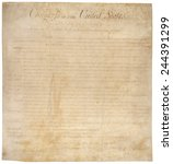 The Bill Of Rights. The First...