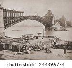 St. Louis Bridge Under...