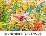 carnival background | Shutterstock . vector #244579108