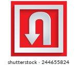 design elements arrow.vector | Shutterstock .eps vector #244655824