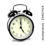alarm clock | Shutterstock . vector #24467419