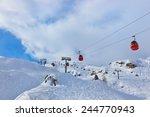 Mountains Ski Resort Kaprun...