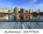 darling harbour  sydney | Shutterstock . vector #244797814
