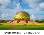 Matrimandir   Golden Temple In...