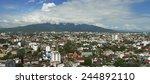 thai pagoda in lampang  north... | Shutterstock . vector #244892110