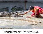 samutprakarn thailand november... | Shutterstock . vector #244893868