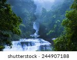 Постер, плакат: Siripoom Waterfall The beautiful