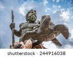 King Neptune Statute  Famous...