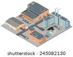 a vector illustration of...   Shutterstock .eps vector #245082130