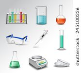 Laboratory Glass Equipment...