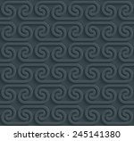 dark gray perforated paper with ...