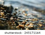 Rocks Sea Shore
