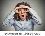 Closeup Portrait  Headshot...