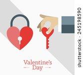 Vector St. Valentine's Day...
