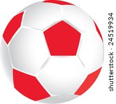 football.vector image | Shutterstock .eps vector #24519934