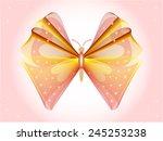 illustrations fantastic... | Shutterstock .eps vector #245253238