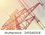 Power Line Against Sky...