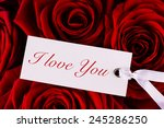 Red Roses  Valentine's Day...