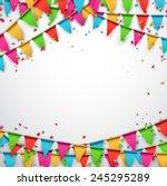 Celebrate Background. Party...
