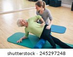 Physical Therapists Assisting...