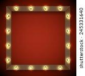 vector realistic 3d volumetric... | Shutterstock .eps vector #245331640