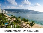 Small photo of Acapulco beach
