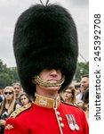 London  Uk July 06  Soldier Of...