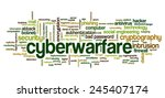 conceptual tag cloud containing ... | Shutterstock .eps vector #245407174
