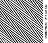 vector pattern. modern texture... | Shutterstock .eps vector #245435533